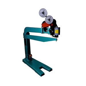 Double servo carton stitcher machine