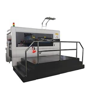 Semi-automatic die cutting & creasing machine