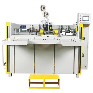 Semi-automatic carton stitcher (Single piece)