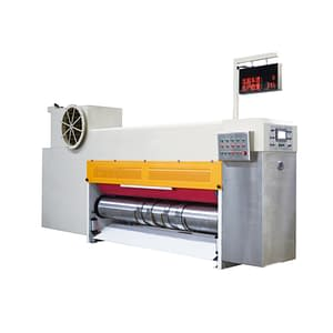 high speed automatic rotary die cutter