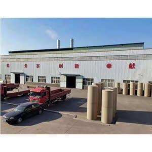 corrugated box manufacturing plant