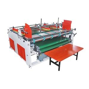 Semi-automatic-press-fit-type-folder-gluer