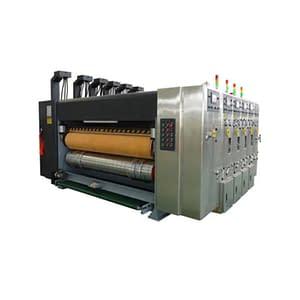 4 color carton printer