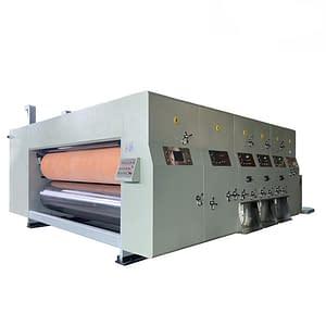 carton rotary die cutting machine