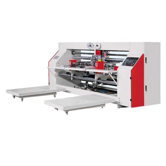 Semi-automatic carton stitching machine (Two-piece )