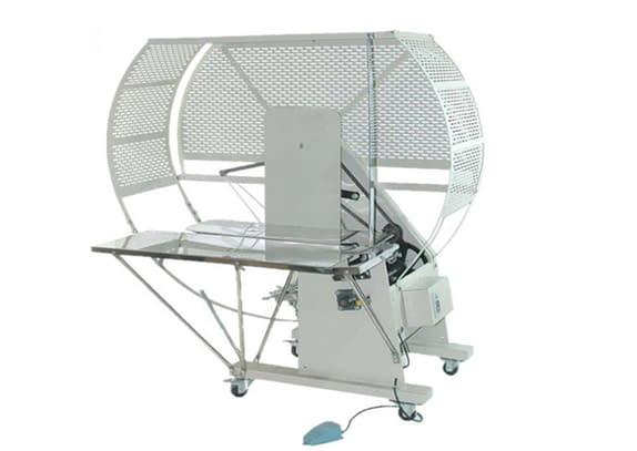 Semi Automatic Cardboard PE Strapping Machine
