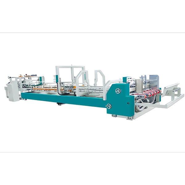 Automatic carton folder gluer Machine